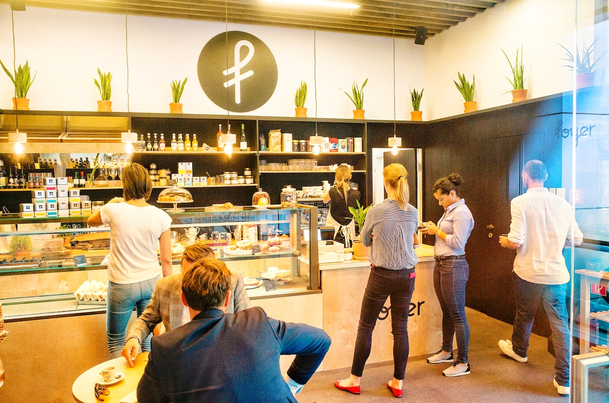 Foyer Cafe Bistrot