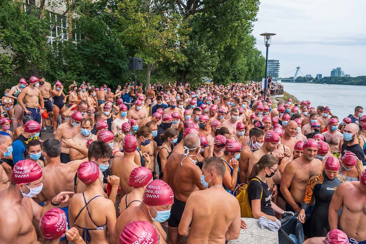 Danube Swim 2020