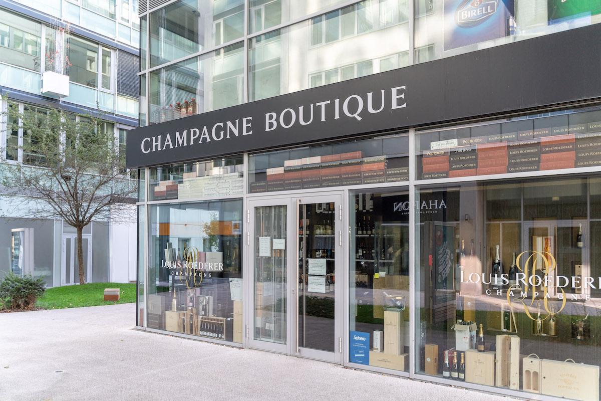 Champagne Boutique